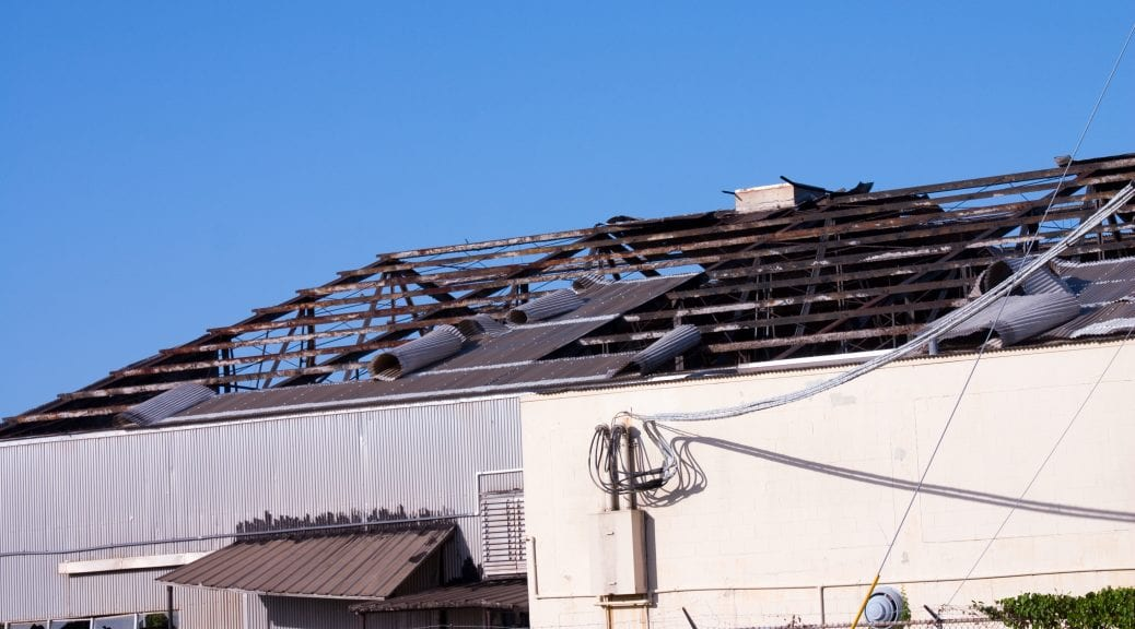 Protecting Your Commercial Roof From Storm Damage