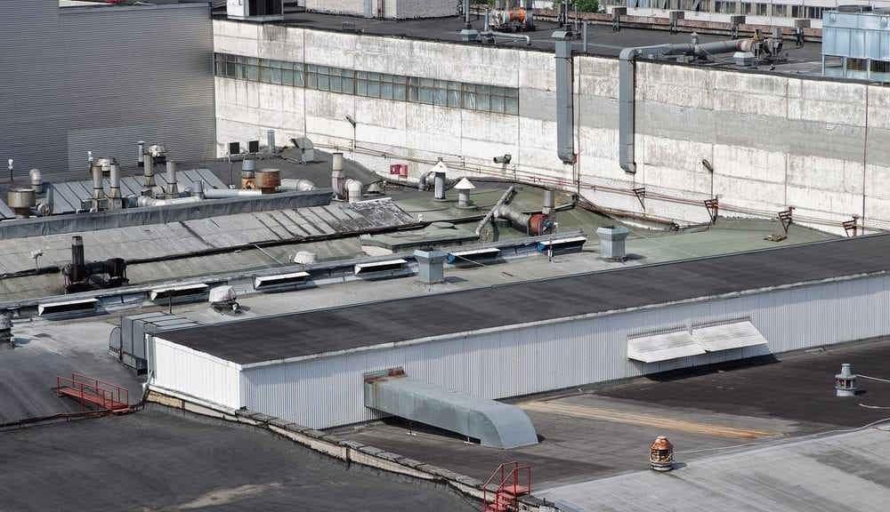 Industrial Roofing