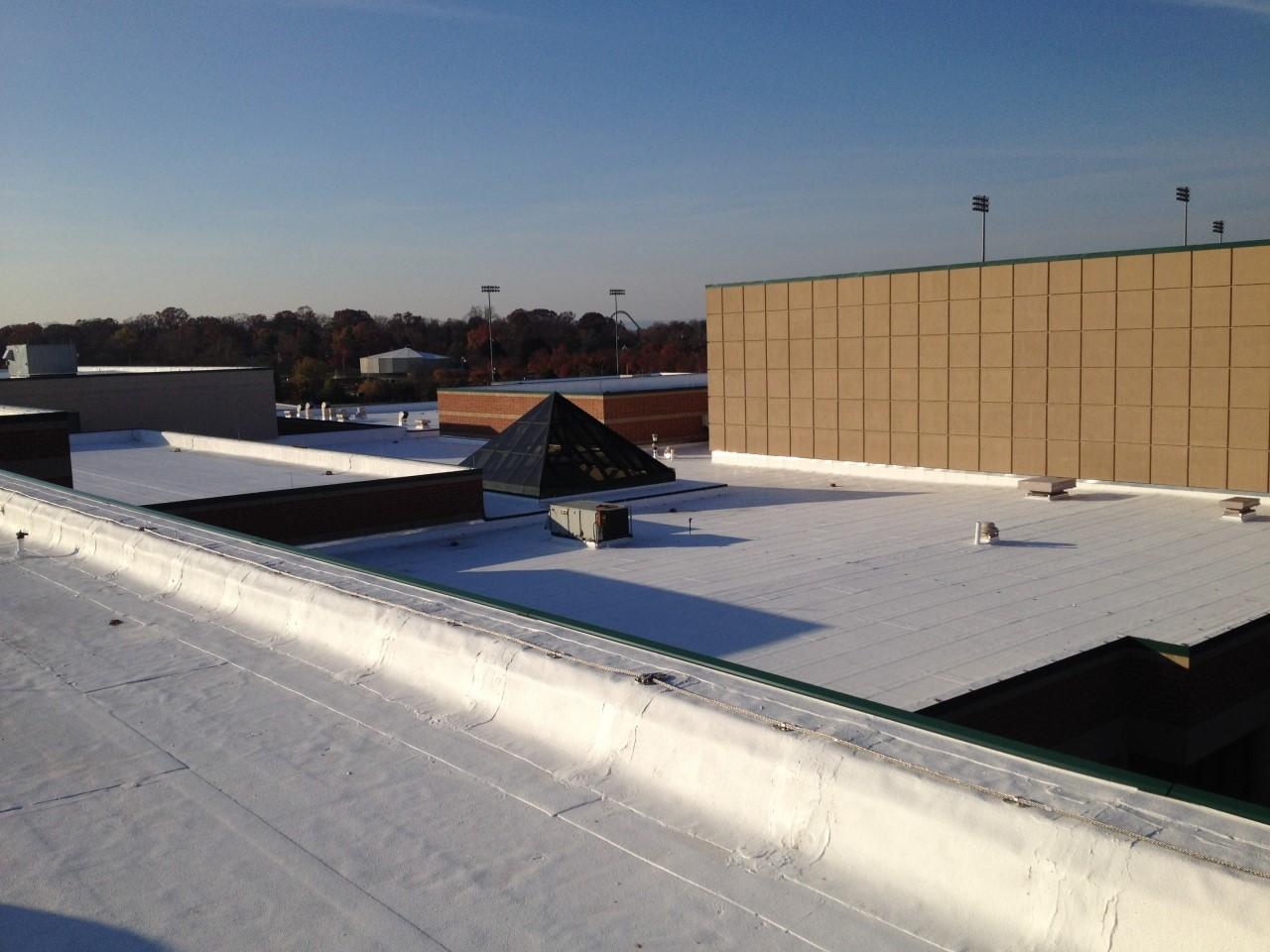 Commercial Roof Types Pa Md De Va Wv De Heidler