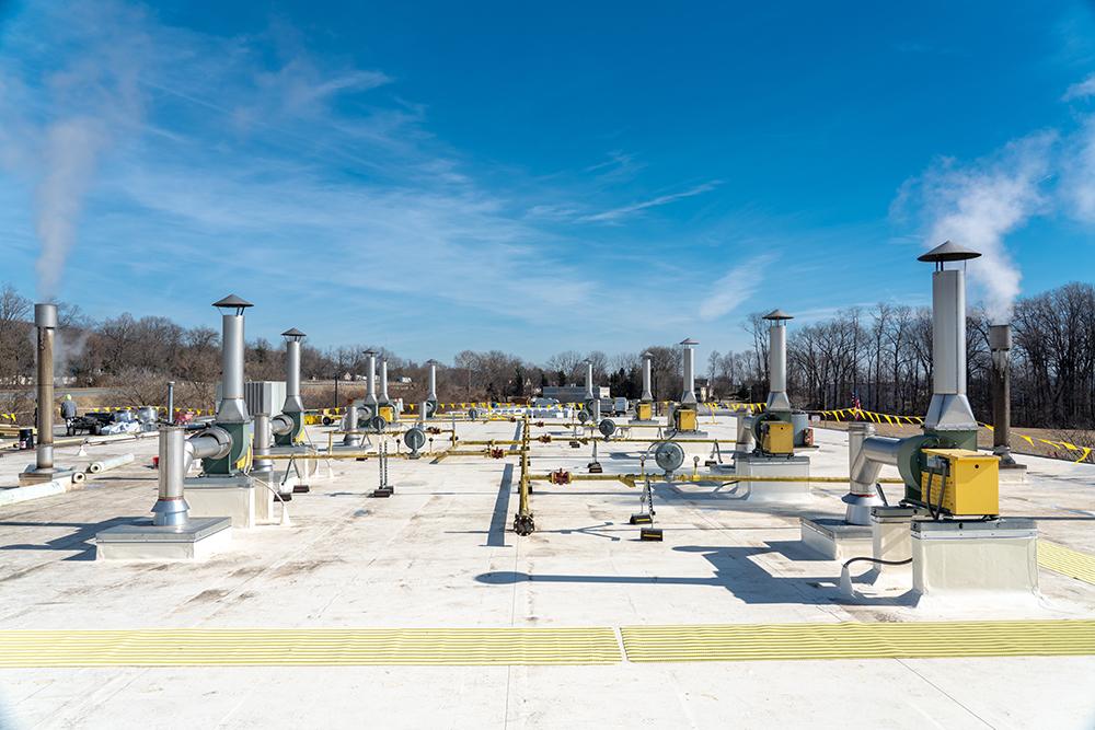 Roof utilities