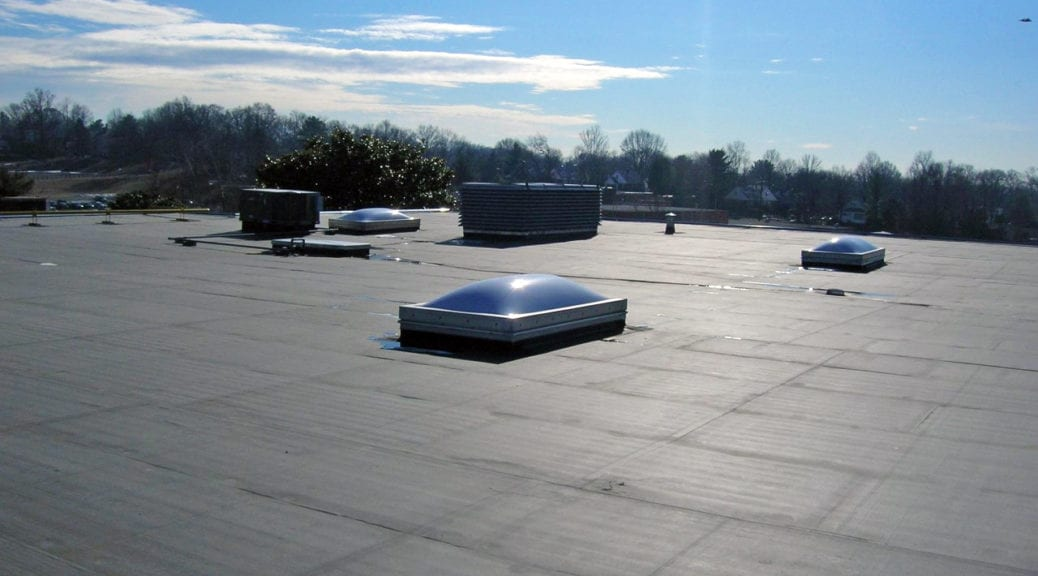 Single-Ply Membrane Commercial Roofing