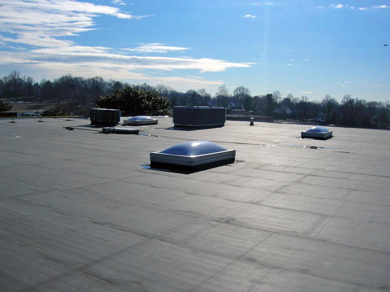 Epdm Roofing Pa Md De Va Wv Dc Heidler Roofing