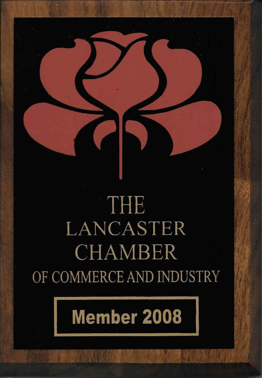 2008 The Lancaster Chamber of Commerce & Industry