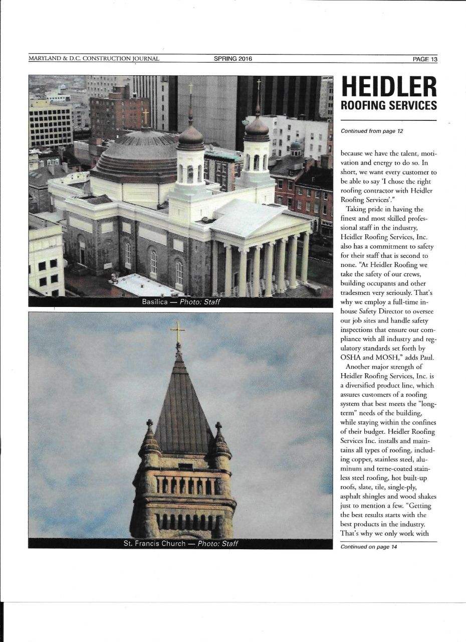 MD & DC Construction Spring 2016 Article Page 13